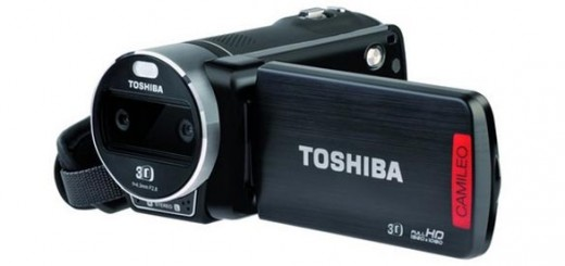 Toshiba Camileo Z100 Full HD 3D Camcoder to be released in March; Specs and Price