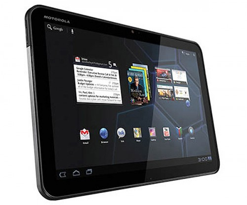 Ice Cream Sandwich Update for Motorola XOOM WiFi releases