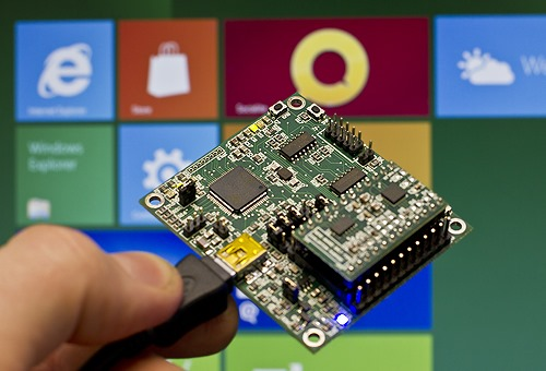 Microsoft introduces Sensor support on Windows 8 and Sensor API for App Developers (Video)
