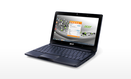 Acer Aspire A0722 netbook with HSPA+ support released on AT&T network; Specs and Price