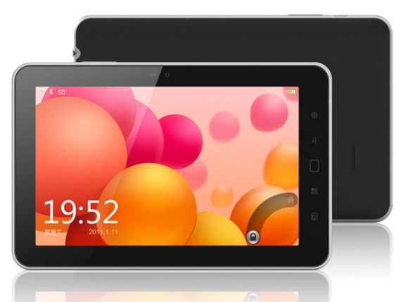 "Aigopad M803 8"" Ice Cream Sandwich Tablet unveiled at CES 2012"