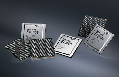Samsung to produce Exynos 5250 Chips in Masses in Q2 2012; sampling begins