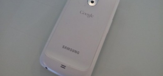 White Samsung Galaxy Nexus Images surfaced