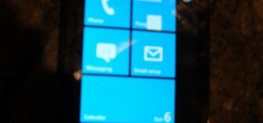 Images of Sony Ericsson Windows Phone prototype surfaced