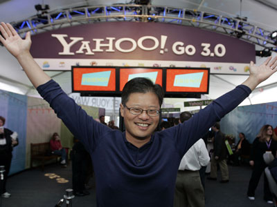 Jarry Yang resigns from Yahoo Board of Directors