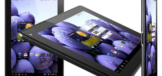 LG Optimus Pad LTE Tablet revealed with Specs