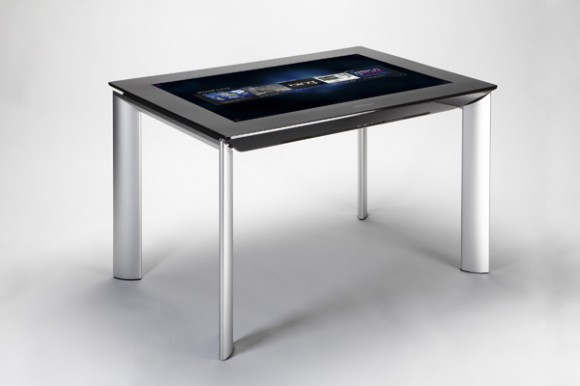 Samsung ships SUR40 multi-touch table with Surface 2.0; Pricing $8,400
