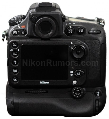 nikon d800 2 461x500 Nikon Coolpix Camera and D800 DSLR to debut on February 2 and 7 respectively