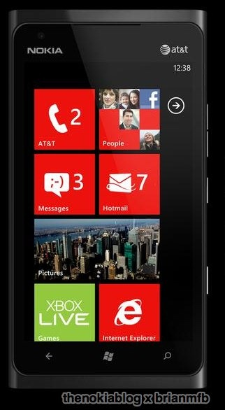 Nokia Lumia 900 Specs almost confirmed with LTE