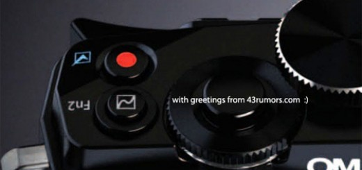 Image of Olympus OM-D Camera surfaced; expected to debut on February 8