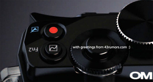 olympus om d Image of Olympus OM D Camera surfaced; expected to debut on February 8