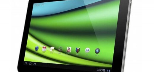 CES 2012: Toshiba Excite X10 Slimmest Tablet to Date unveiled; Specs, Price and Hands-on