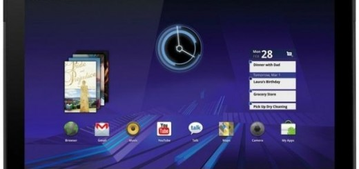 Motorola releases Ice Cream Sandwich Update for XOOM Tablets