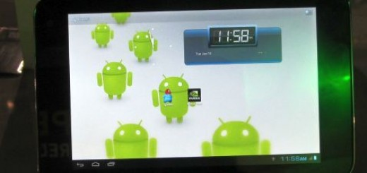 "ZTE 7"" Tablet with Tegra 3 Processor unveiled at CES 2012"