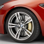 2013 BMW M6 Coupe and Convertible unveiled; Images and Specs