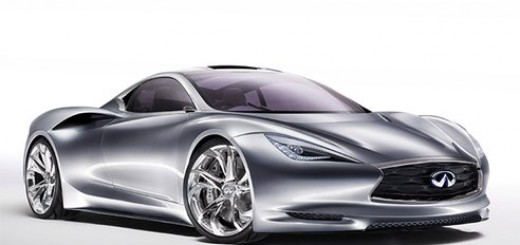 Infiniti Emerg-E Supercar EV Images surfaced ahead of Geneva Motor Show