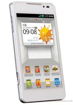 Image of LG Optimus 3D 2 Smartphone surfaced ahead of MWC
