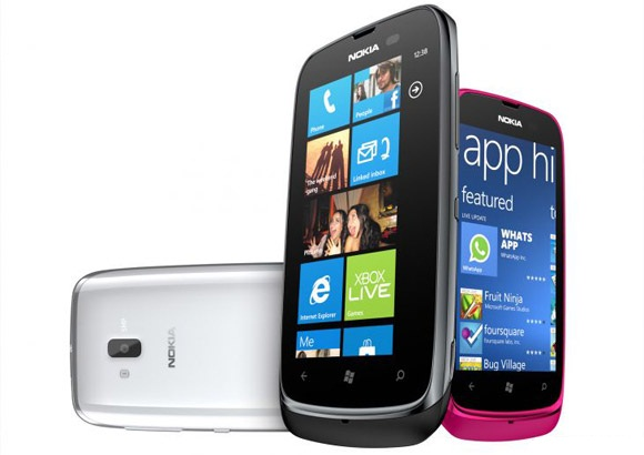 MWC 2012: Nokia Lumia 610 Windows Phone official; Specs, Price and Hands-on Video
