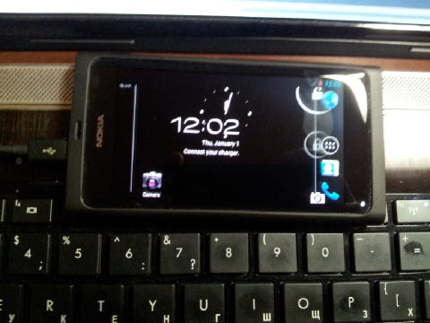 Nokia N9 to dual-boot with Android Ice Cream Sandwich