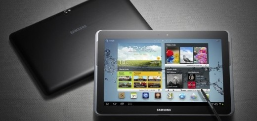 MWC 2012: Samsung Galaxy Note 10.1 officially unveiled; powered by Dual-Core and ICS