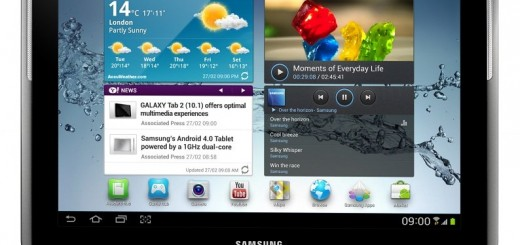 Samsung to release Galaxy Tab 2 10.1 Ice Cream Sandwich Tablet; Specs and Hands-on