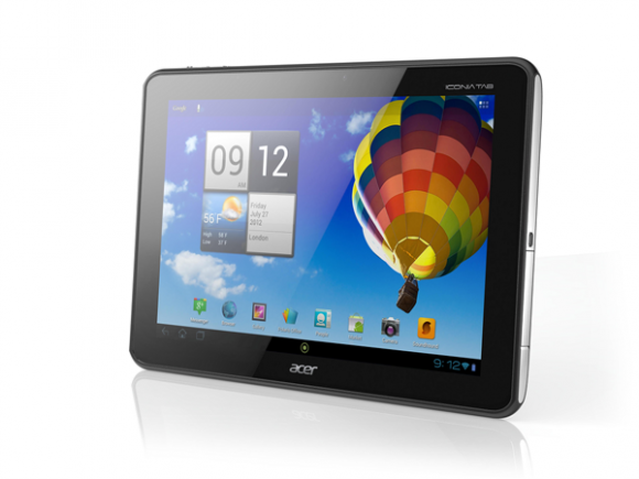 Acer Iconia Tab A510 Tablet to be released in Europe in March with 9800mAh battery