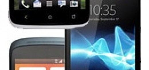 Orange to offer HTC One X, One and Xperia U Android Smartphone