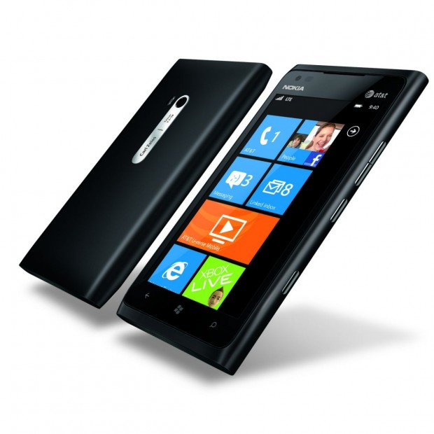 nokia lumia 900 black Nokia Lumia 900 on Pre order for $25 at US Microsoft stores