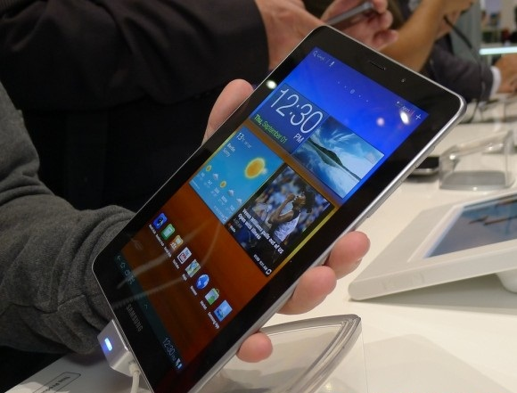 Verizon Samsung Galaxy Tab 7.7 LTE Tablet Release Date and Price official