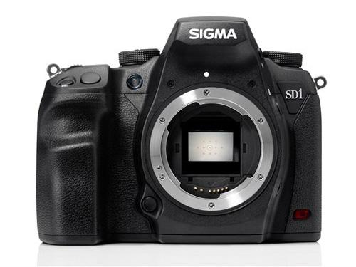 Sigma launches 46MP SD1 Merrill; drops ptice in half