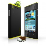 "ViewSonic announces 2 3.5"" and a 5"" Dual-SIM Android ICS Smartphones"