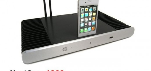 A-Tech Fabrication's HeatSync 1200 Ultra-Slim mini-PC with iPhone Dock; Specs and Price