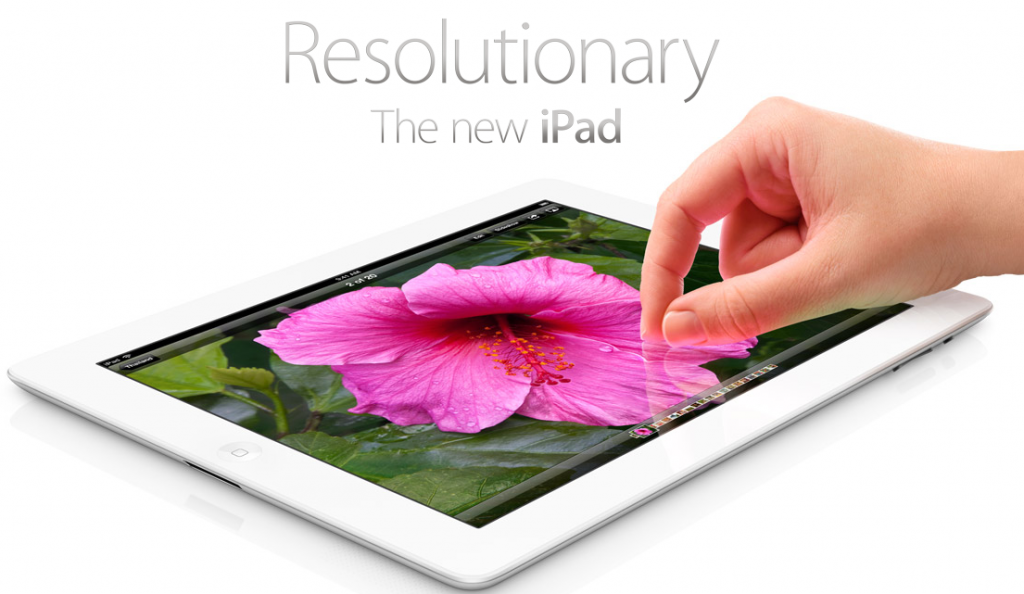 Apple new iPad (iPad 3) official; Specs, Price and Release Date