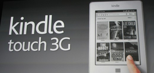 Amazon Kindle Touch 3G E-Reader on Pre-order in 175 Countries