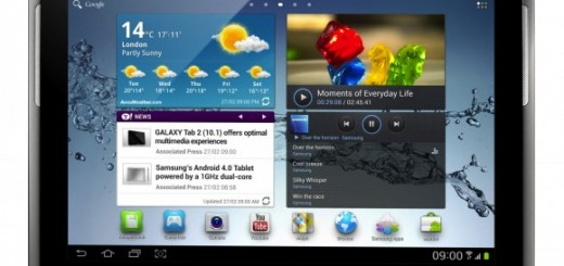 Samsung Galaxy Tab 2 10.1 and 7 inch Tablets Release pushed back to end of the April