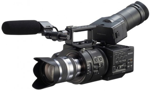 Sony to release NEX-FS700 Camcorder in June; Specs and expected Price