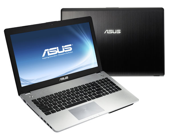 ASUS N76, N56 and N46 Notebooks to be unveiled at Milano Design Week; Specs revealed