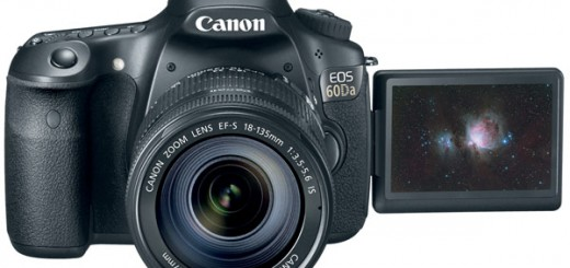 Canon to release EOS 60Da DSLR this month; Specs and price
