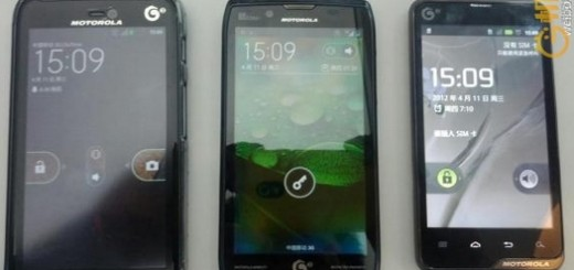 Motorola RAZR HD with specs spotted in China