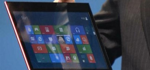 Intel unveils Intel Letexo Ultrabook/Tablet prototype