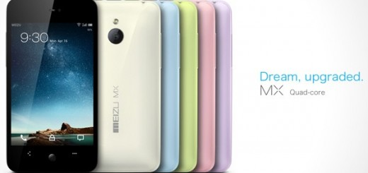 Meizu MX Quad-Core Smartphone to be released in June in China; Specs and Price