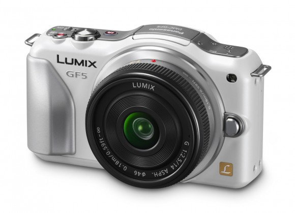 Panasonic Lumix GF5 Camera announced; Specs and Price