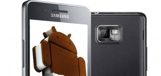 Samsung now ships Galaxy S II with Android 4.0 ICS