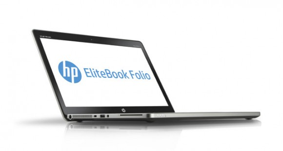 HP EliteBook Folio Ultrabook unveiled; Release Date to be in October