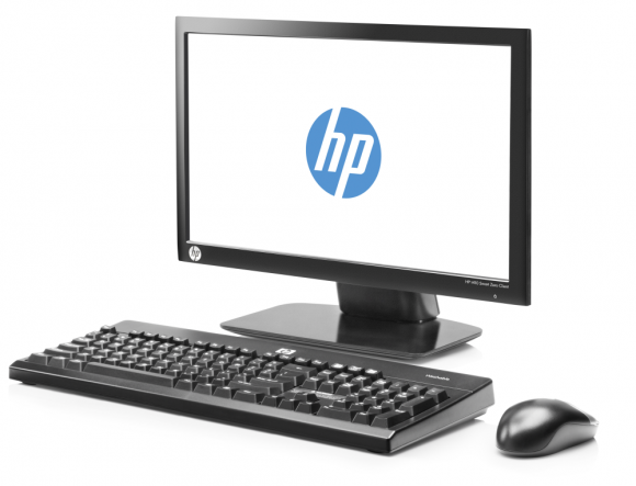 HP T450 All-in-One SmartZero Client announced