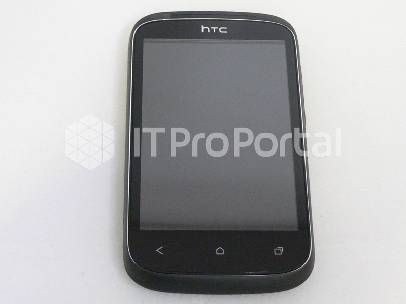 Images of HTC Wildfire C aka Desire C spotted