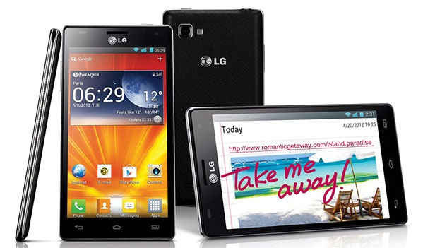 LG to release Optimus 4X HD Smartphone in Europe in June