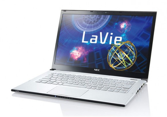 NEC to release LaVie Z Ultrabook in Japan