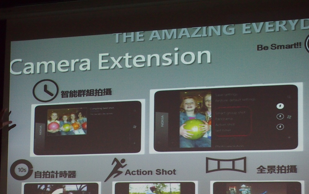 Nokia Lumia Camera Extension App demonstrated (Video)