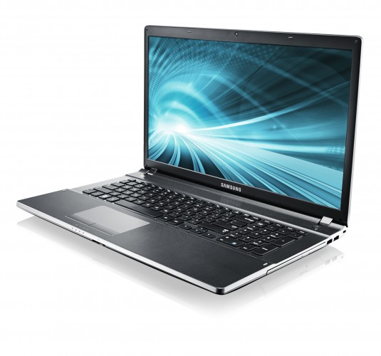 Samsung Series 5 550P Laptops with Ivy Bridge unveiled with Specs; releasing late May in UK